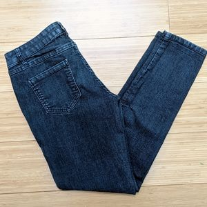 D.Jeans Dark Wash Skinny Jeans